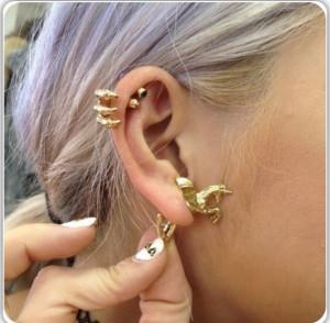 Ear | piercing
