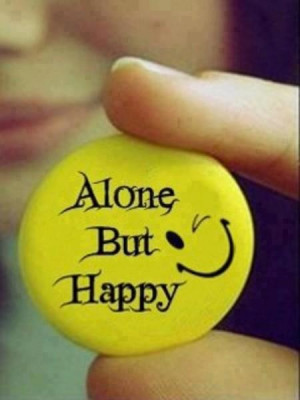 Alone But Happy Wallpapers