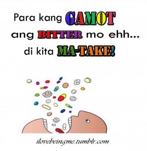 Patama Quotes Sa Mga Bitter Picture