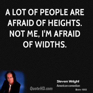 Steven Wright Funny Quotes