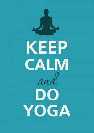 yoga quotes caption more yoga in the world is what