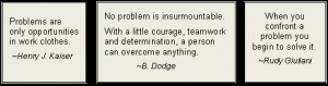 Click here for more Problem Solving Quotes
