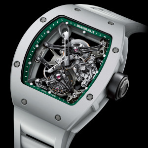 """The Watch Quote: Photo - Richard Mille RM 038 Bubba Watson """"Victory ..."""