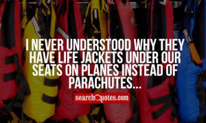 Life Jackets Quotes