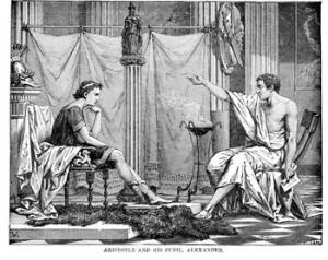 free aristotle ppt template