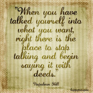 napoleon hill, quotes, sayings, wisdom, about yourself
