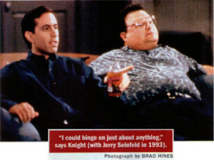 ... on  48 Hours as Actor Wayne Knight s Weight Loss Method