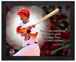 David Freese St. Louis Cardinals 11
