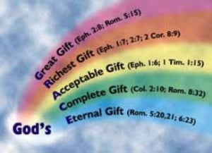 Great Quotes on the subject of Grace