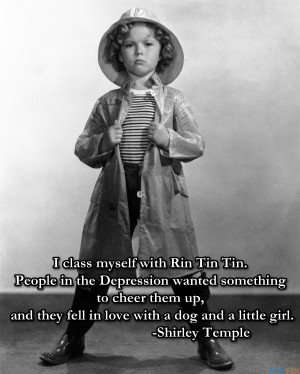 10 Funny And Inspiring Quotes From The Indomitable Shirley Temple