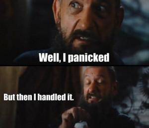 Iron Man 3 Mandarin Reveal as Trevor Slattery