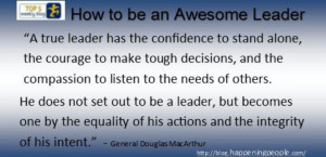 Quotes of today by Gen. Douglas MacArthur.....