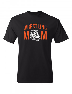 Wrestling Mom T-shirt, Quote on Back, many and 24 similar items