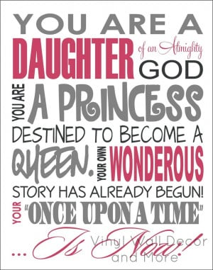Gods Princess Quotes Princess of god