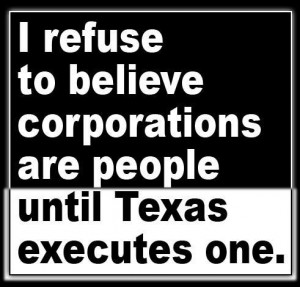 Executing Corporations quail