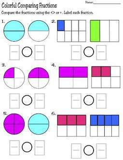 Fractions, fractions, fractions! Teach fractions on the number line ...