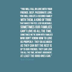 be grateful. #family #friends #quotes