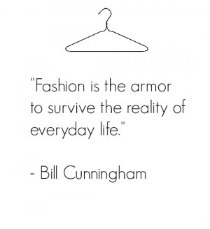 Fashion is a burst of happiness in an often dreary world and I love ...