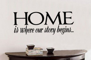 Quotes About Home Sweet Home