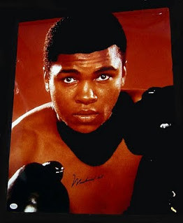 ... quotes from the best heavyweight boxing champions ever, Muhammad Ali