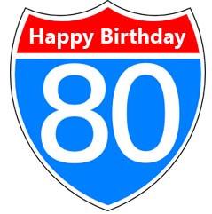 80th Birthday Quotes