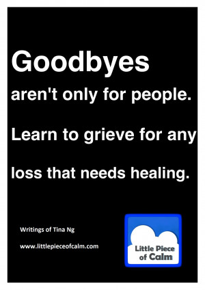 Quotes About Loss Death Grief | Permalink