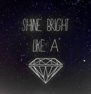 Filed Under: Pictures Tagged With: shine bright
