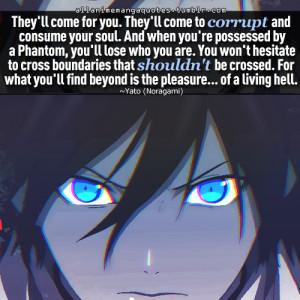 noragami quotes