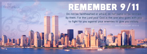 Remember 9/11 Facebook Cover