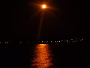 Romantic Moon Romantic moon