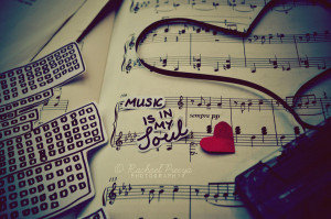 ... imagine there is no music this world will be freak so no music no life