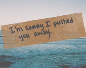 top im sorry quotes picture