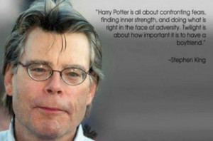 Stephen's quote - stephen-king Photo
