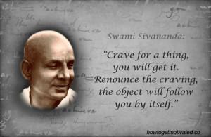Swami Sivananda: