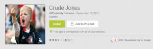 Crude Jokes