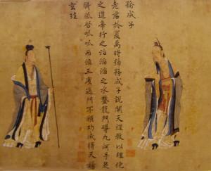 Wang Liyang (1120-1145), Transformation of Lord Lao, Southern Song ...