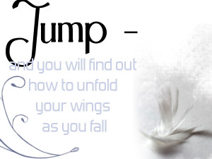 jumping quotes