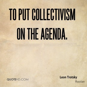 Collectivism Quotes