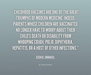 vaccines quotes