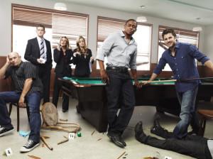 Psych Season 5 Cast Promo Photos