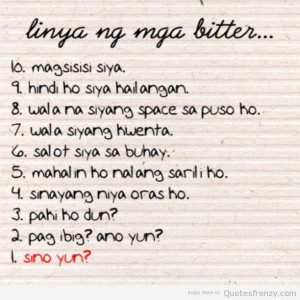 love typo pinoyQuotess banat Quotes