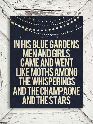 Great Gatsby Wedding Ideas