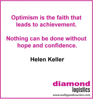 Great Quote From Helen Keller