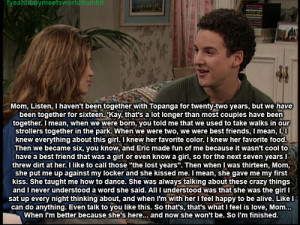 Couples - Cory♥Topanga #1~Because in the end they ended up ...