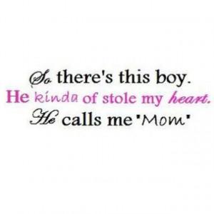 Yeah and he calls Chum & Sniglet when I walk away... LMAO.....I love ...