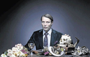 SWEET MEATS': Mads Mikkelsen as Hannibal Lecter throws his victims ...