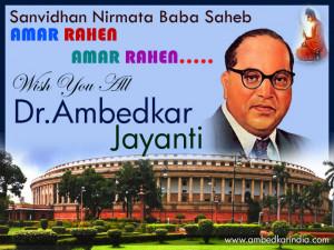 Happy Ambedkar Jayanti Wishes, Messages Picture | B R Ambedkar Jayanti ...