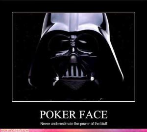 darth vader poker