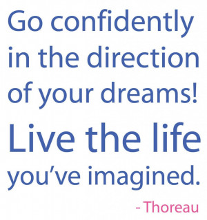 thoreau quote henry david thoreau motivational life quotes only he is ...