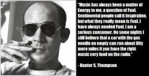 hunter thompson